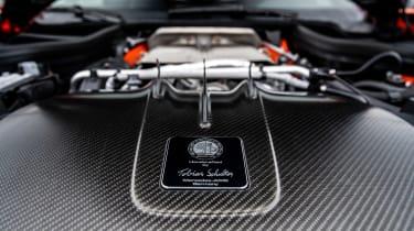 Mercedes-AMG GT Black Series - signature