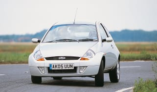 Ford SportKa – front