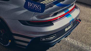 992 Porsche 911 GT3 Cup rear close
