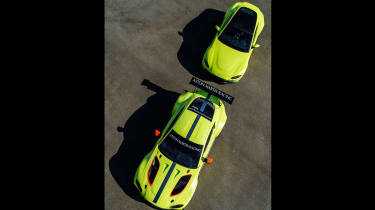 Aston Martin Racing Vantage GTE - roof