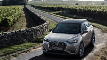 DS 3 Crossback - front