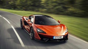 McLaren Special Operations announces extended range of Sport Series options
