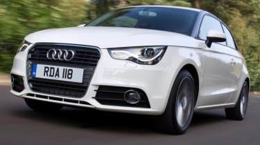 Audi A1 TDI with free tax