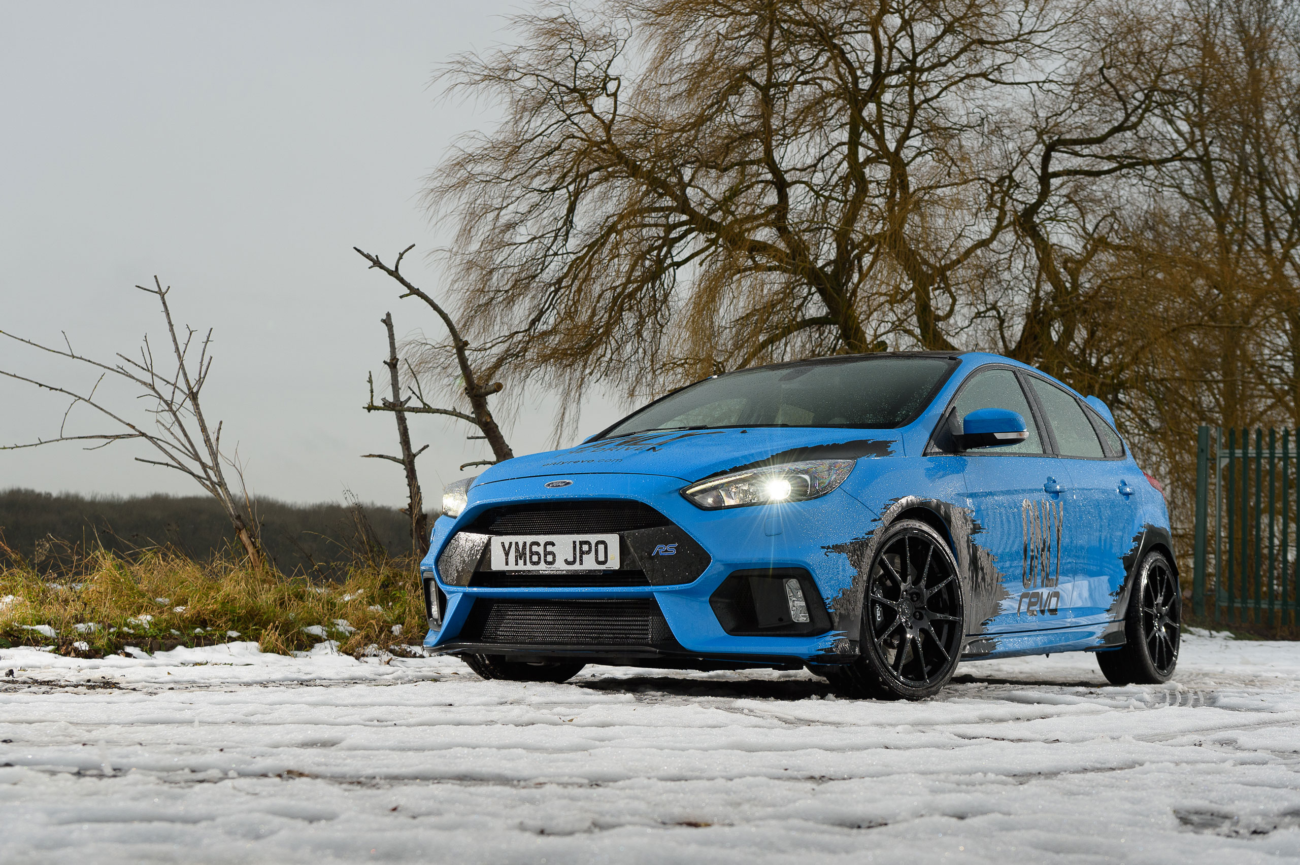 Ford Focus RS Revo Performance Pack review – 434bhp for the