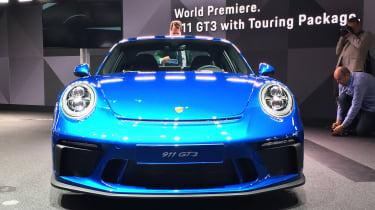 Porsche 911 GT3 Touring nose