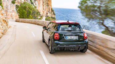 2021 Mini JCW revealed - rear tall