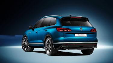 Volkswagen Touareg - rear quarter