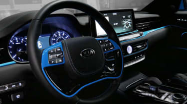 Kia K900 custom