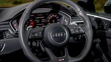 Supertest 1 - Audi wheel