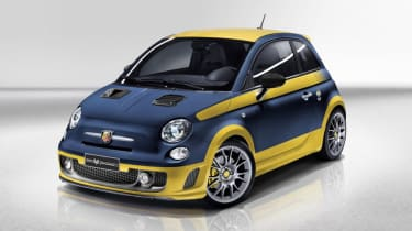 Abarth 695 Fuori to launch at Paris