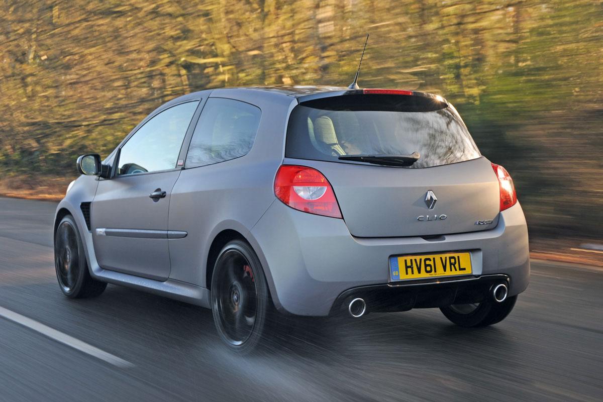 Renault Clio 197 200 Checkpoints Evo