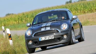 Driven: Mini Coupe Cooper SD