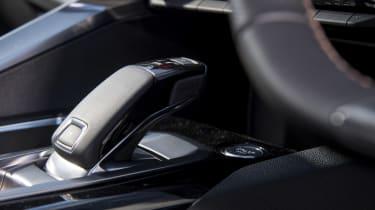 Peugeot 3008 GT gear selector