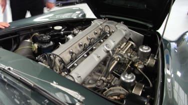 Aston Martin Works auction -