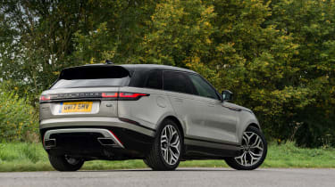 Range Rover Velar P380 First Edition - rear static