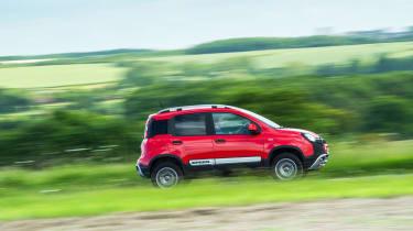 Fiat Panda Cross - Side