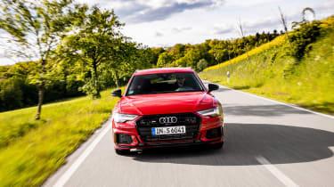 Audi S6 TDI - nose