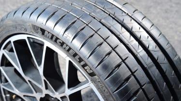 evo 2018 tyre test - michelin