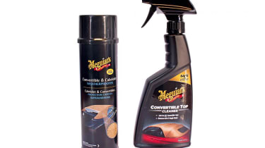 Best soft top cleaners Meguiars