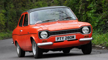 Ford Escort Mexico – front