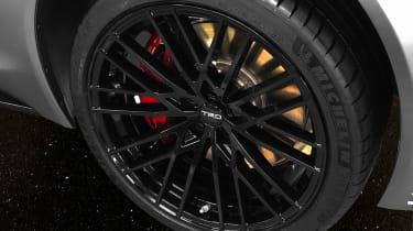 Toyota Supra TRD parts - wheels