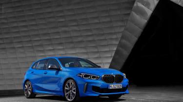 BMW M135i - static