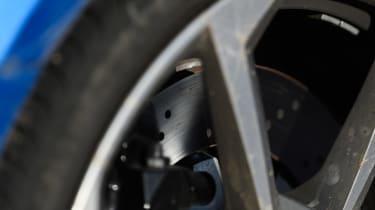 Audi TT RS wheel