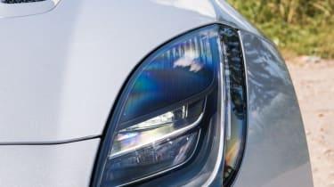 Jaguar F-type 400 Sport headlight
