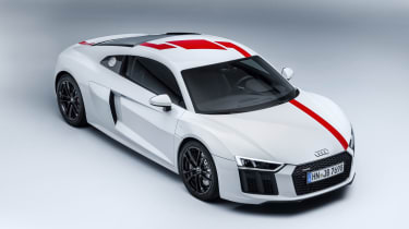 Audi RWS - front quarter
