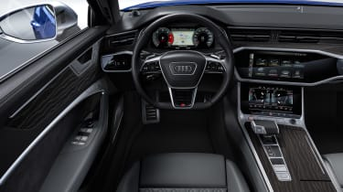 Audi S6 saloon - dash
