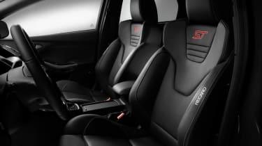New Ford Focus ST Recaro seats