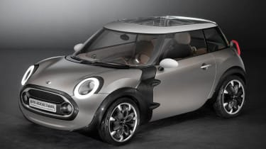 New Mini Rocketman concept
