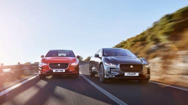 Jaguar i-Pace - models