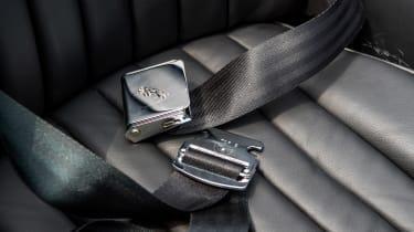 Jaguar e-type Zero drive - belt