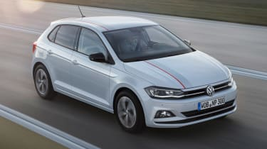 2017 Volkswagen Polo - Beats front driving