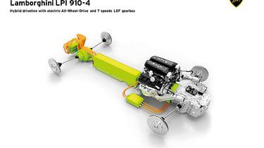 LP910 drivetrain