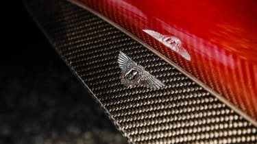 2013 Bentley Continental GT Speed Convertible red carbonfibre