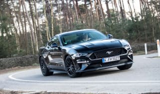 Ford Mustang – 10 speed automatic