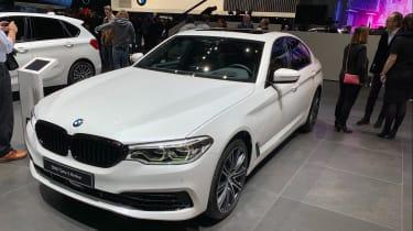 BMW 530e geneva