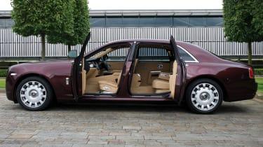 Driven: Rolls-Royce Ghost EWB
