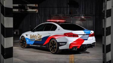 BMW M5 M Performance parts - rear