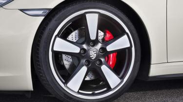 Porsche 911 50 Years Edition Fuchs alloy wheel