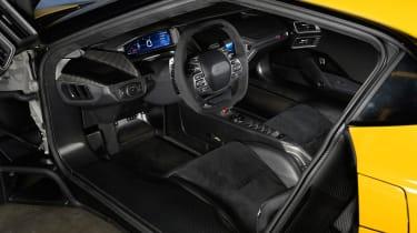 Ford GT - interior