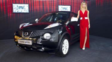 Nissan Juke Ministry of Sound edition