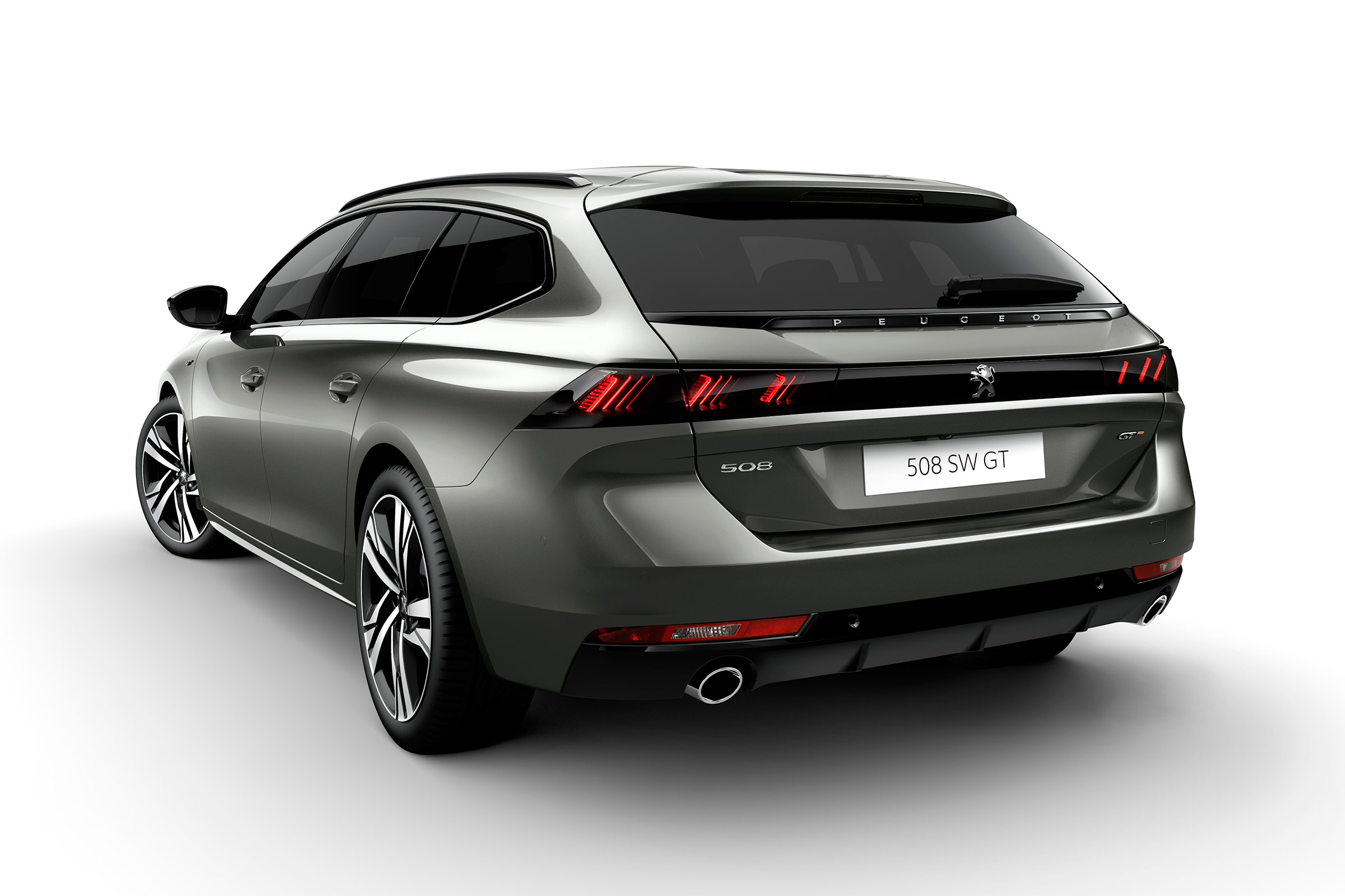 new 2019 peugeot 508 sw aims to render suvs useless evo. Black Bedroom Furniture Sets. Home Design Ideas