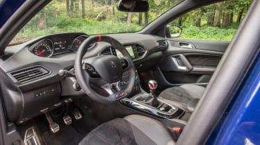 Peugeot 308 GTi by Peugeot Sport - interior static