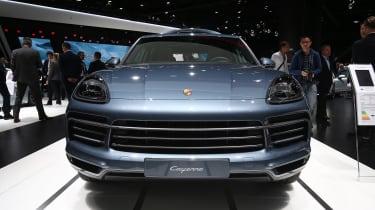 Porsche cayenne - Frankfurt
