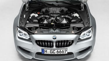 BMW M6 GranCoupe unveiled