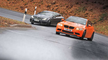 On the road: Lotus Exige S vs C63 Black, M3 GTS, 911 GT3 RS 4.0 and Nissan GT-R Track Pack