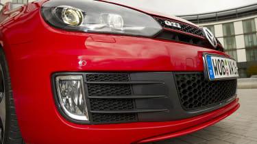 Volkswagen MK6 Golf GTI front